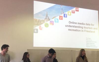 Online media-onderzoek naar toeristische data